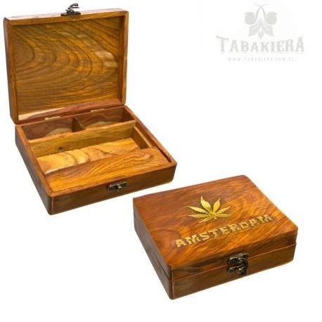 Pudełko Drewniane Amsterdam Big-Box