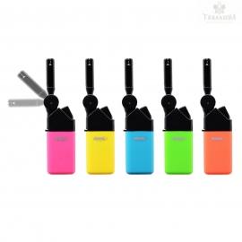 Zapalarka Mini BBQ Lighter Neon