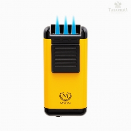 Zapalniczka żarowa Myon  Racing Edition - Yellow