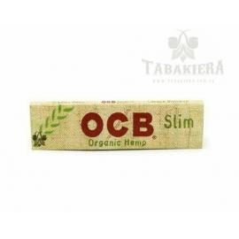 Bibułki OCB Organic Slim