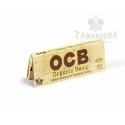 Bibułki OCB Organic 1 1/4