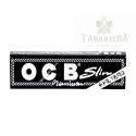 Bibułki OCB Slim Premium + Filters