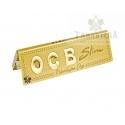 """Bibułki OCB Slim Premium """"Gold Edition"""""""
